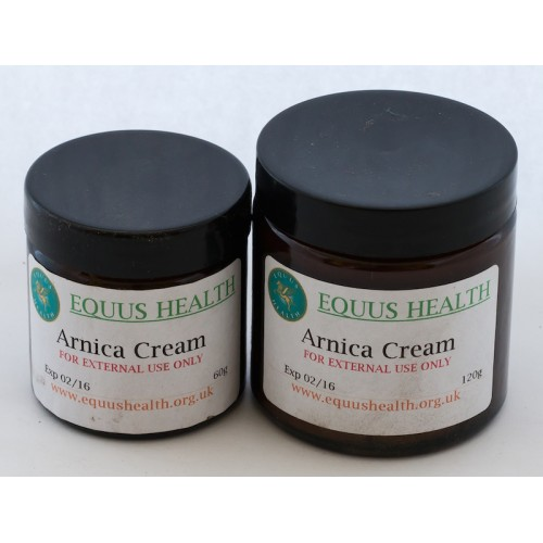 Equus Health Arnica Cream