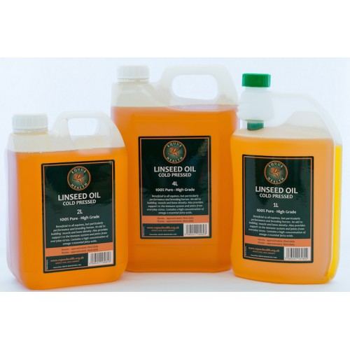 Equus Health Linseed Oil
