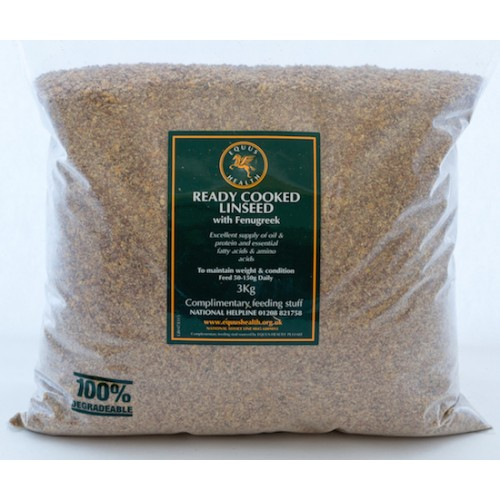 Equus Health Linseed with Fenugreek